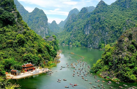 Trải nghiệm Ninh Bình tour du lịch trong nước hè 2019 giá rẻ