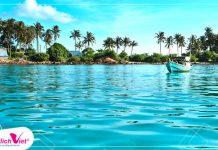 Du lịch Nam Du - Hòn Mấu vẻ đẹp thiên nhiên ban tặng