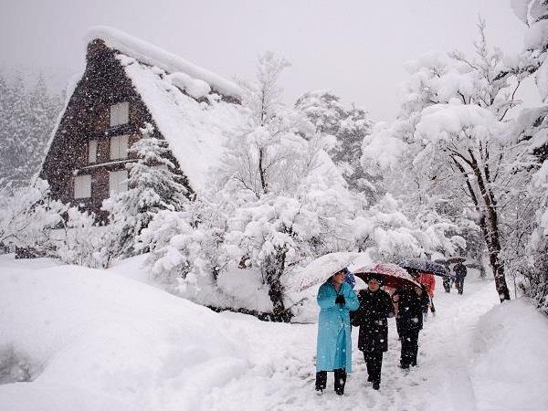 Du khách mê gì khi du lịch Nhật Bản vào mùa Đông?