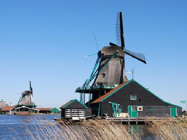 Ngôi Làng cối xay gió Hà Lan – Du lịch Châu Âu